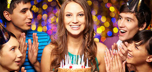Booked Parties - Compare | Book | Celebrate