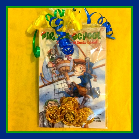 Pirate Kids Party Favor