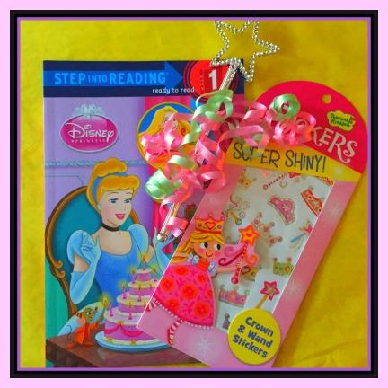 Princess Kids Party Favor