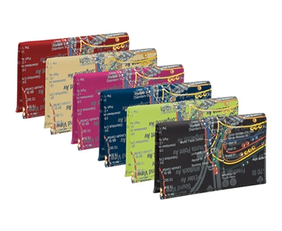 6 Pack of MetroCard Holders