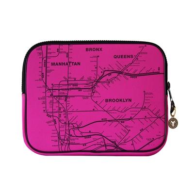 13″ Map Laptop Sleeve