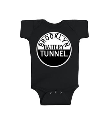 Infant Brookyln Battery Tunnel Romper