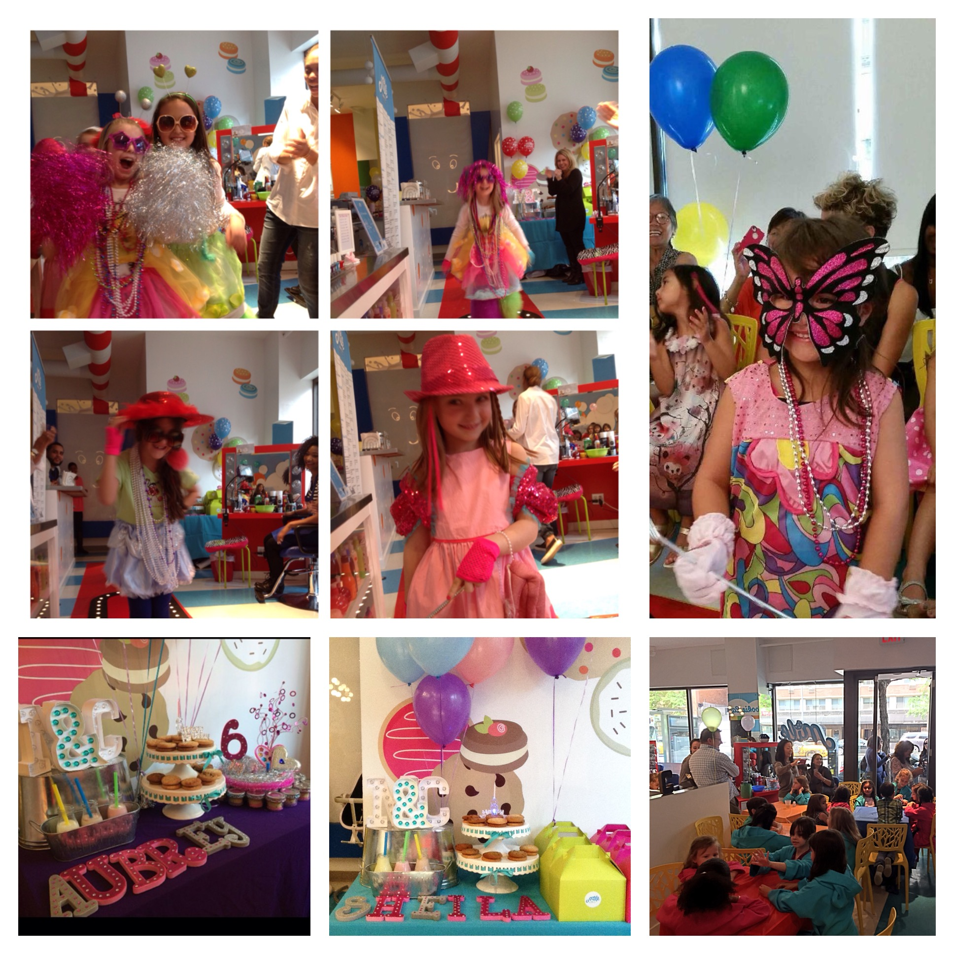 Milk & Cookies Kids Spa And Salon | Booked Parties