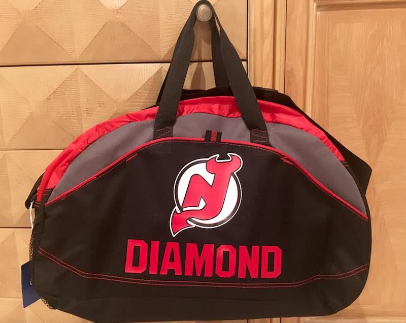 Custom Duffle Bag