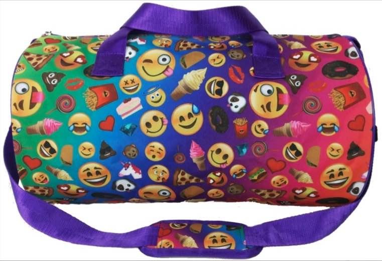 Emojicon Duffle Bag