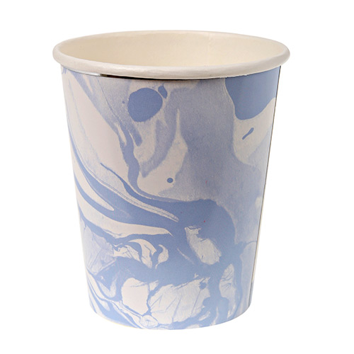 Marble Party Cups