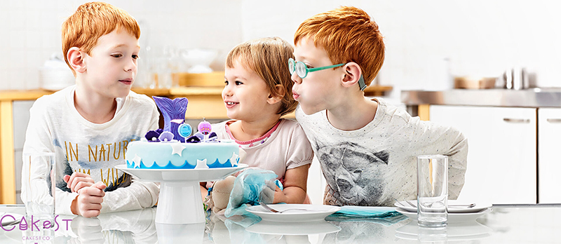 Cakest.co- DIY cake kits for boys and girls