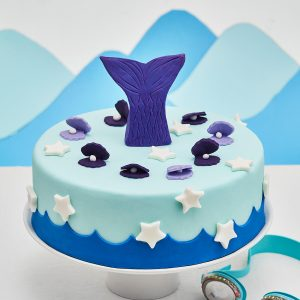 diy mermaid cake kit cakest