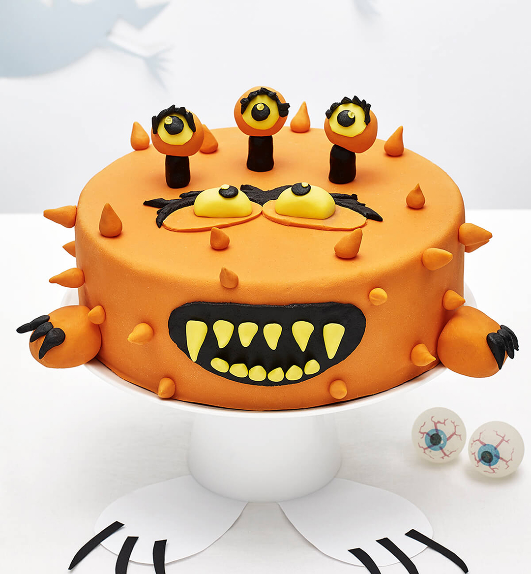 MONSTER CAKE KIT