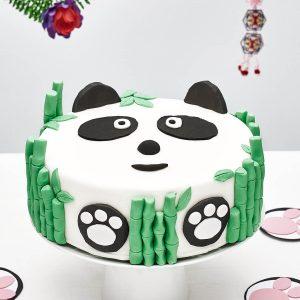 Panda cake kit Cakest