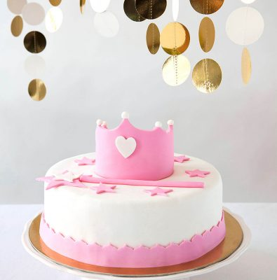 diy princess cake kit cakest