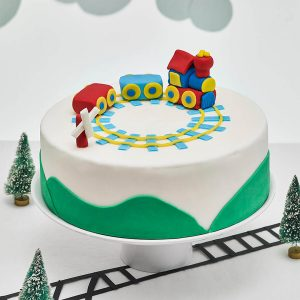 diy train cake kit cakest 1