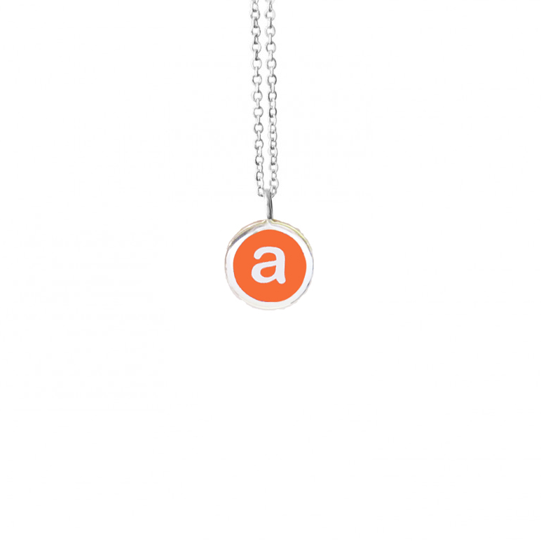 Lowercase Mini Pendant