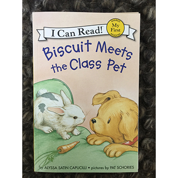 Biscuit Meets the Class Pet (signed copy)