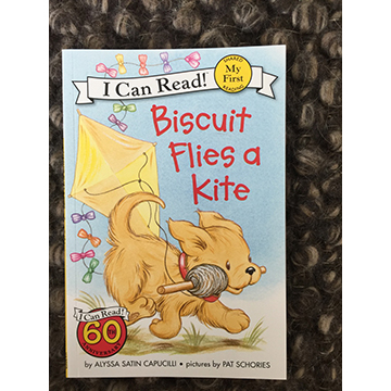 Biscuit Flies a Kite (signed copy)