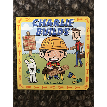 Charlie Builds (signed copy)