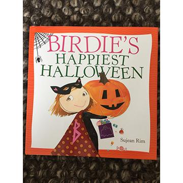 Birdie's Happiest Halloween (signed copy)