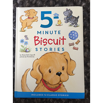 5 Minute Biscuit Stories (signed copy)