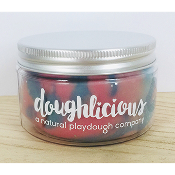 10 Unicorn Sparkle Play Dough
